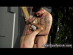 Men genitalia bondage and male gymnast bondage gay Aiden can do