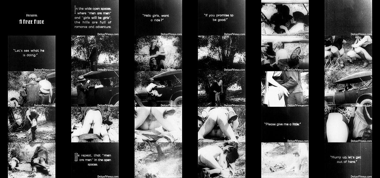 Peliculas porno mejicanas 1900 1920 com Antique Porn A Free Ride Early 1900s Erotica Xnxx Com