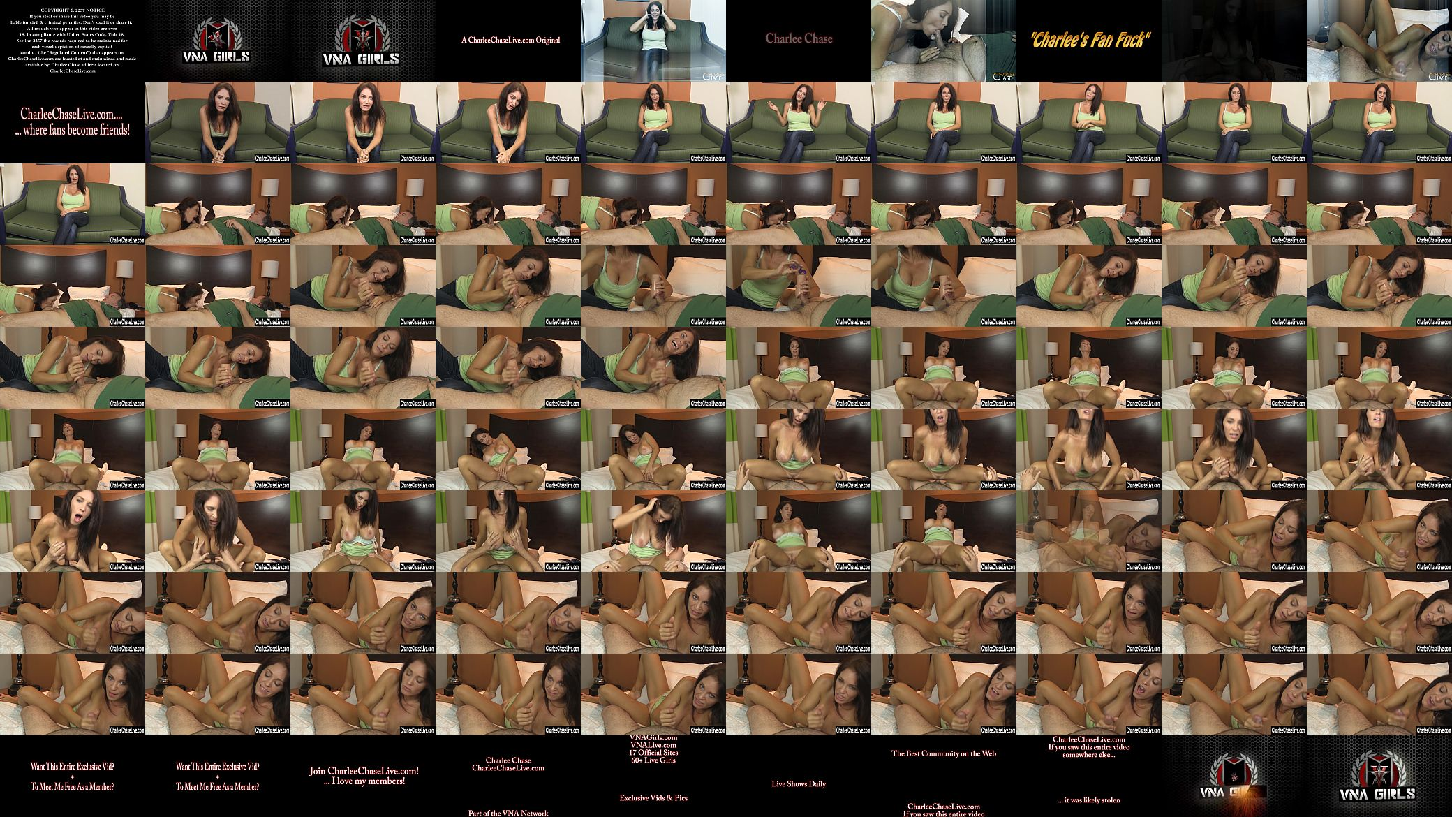 Actual-Porn.org Charlee Chase Site Actual-Porn.org pornstar charlee chase makes one of her website members wet