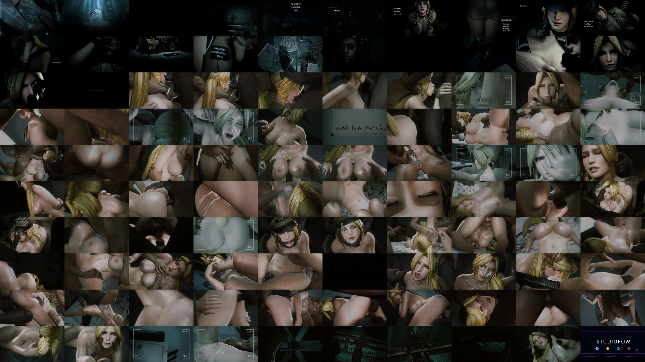 3D Porn Studiofow Men fow-014] severance - xnxx