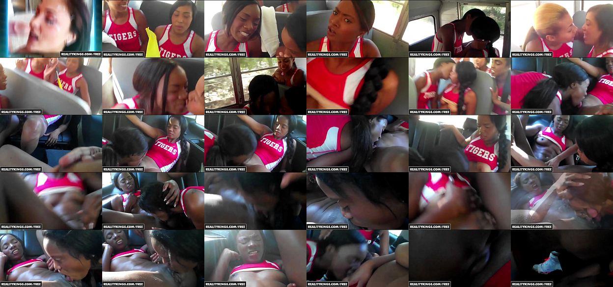 Reality Kings Lesbian Cheerleaders