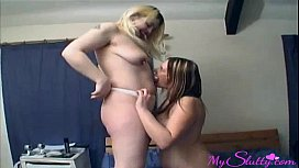 Slut Wife Cheats her Hubby with her Sister-in-Law