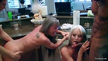 Hory Granny's love young Cock 30 min
