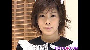 Kasumi Uehara maid is fucked with vibrator 10 min