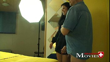 Sweet student Amanda can not pay their lease payments and provides for her hot body. She get`s fucked with all 3 men`s...