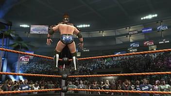 wrestling clip
