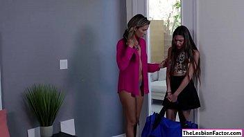 Lesbian babe seeking sexual pleasure with stepmoms lawyer