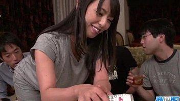Strong Asian gangbang sex scenes along Ryoko Murakami 12 min