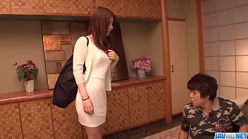 Aya Saito feels excited and aroused along two men  - More at javhd.net 12 min