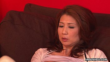 Asian milf has a sex toy session with her pussy 7 min
