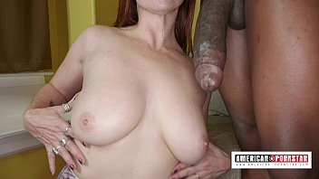 Bella Redhead PAWG stuffed by the biggest most massive cock in porn! 14 inches!!!