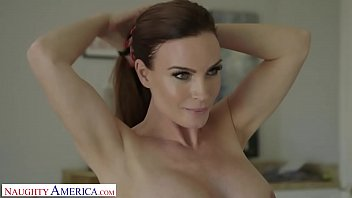 Naughty America Mrs  Culver Showers With And Fucks Sons Friend