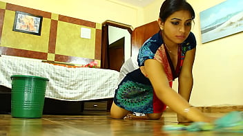 Indian guy fucking young maid