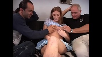 Video porn new Pregnant redhead girl joins lucious bacchanalia fastest of free