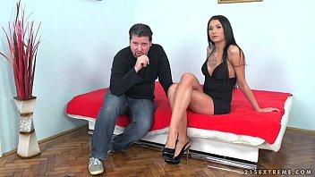 Anal BDSM with Erika Bellucci 6 min