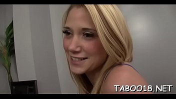 Attractive barely legal Shelby Paige adores sex