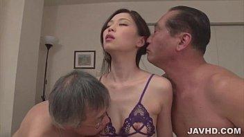Misaki Yoshimura | Slim Japanese peachy tits 5 min