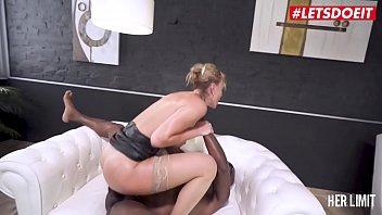 LETSDOEIT - Blondie Elen Million Has Rough Amazing Anal Sex With Mike Chapman