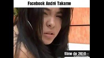 Andre Takame comendo Mariana sato #parte1 filme de 2010 4 min