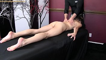 Dillion Carter Gets Erotic Massage and Happy Ending