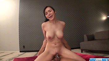 Harsh encounter with a big dick for Miu Watanabe 12 min