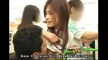 Video porn hot Asian Sex Crowded Mini Mart high quality