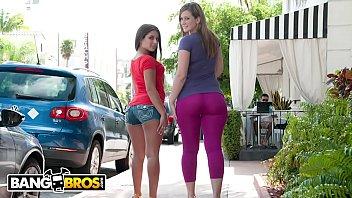 Bangbros Jynx Maze And Briella Bounce Bring The Heat On Ass Parade