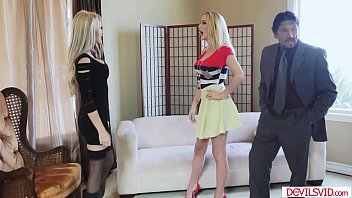 Wife proves to her guy she sucks dick better than his mistress