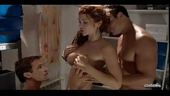 Heather Vandeven Threesome