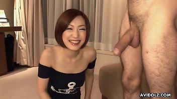 Nanako Haruna has never seen a non- Asian dick before