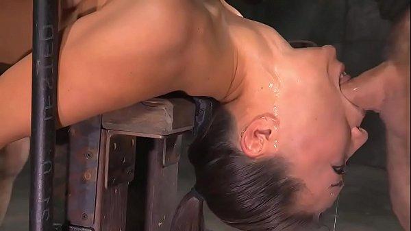 Amateur Throat Fuck Anal