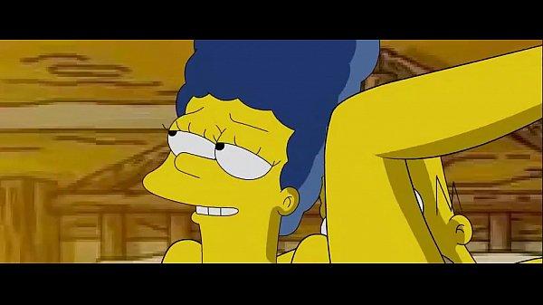 Peliculas porno los sinson Simpsons Sex Video Xnxx Com