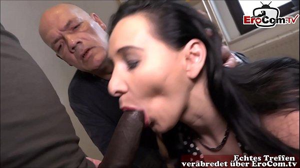 Reife Ehefrau Creampie Cuckold