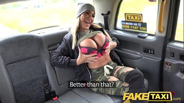Fake Agent Brunette Big Tits