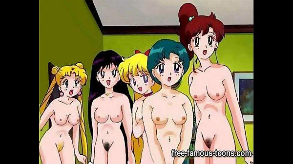 Sailor Moon Hentai Video