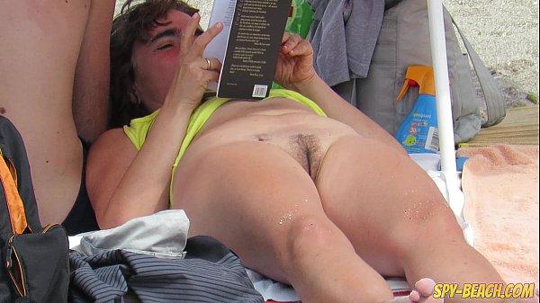 Nude beach milf sex