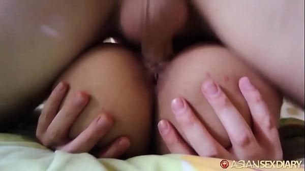Tiny Asian Big Black Cock