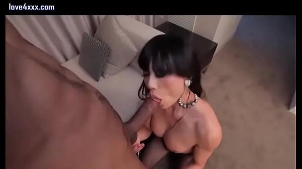 Big Black Dick Masturbation
