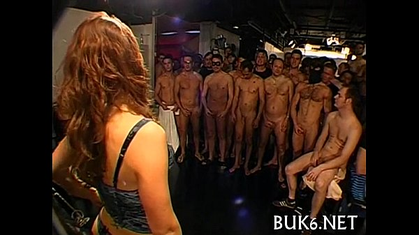 Wicked creamy group group sex