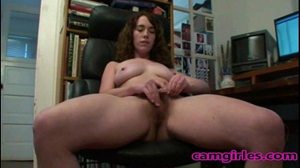 Hairy Girls Solo Porno Video