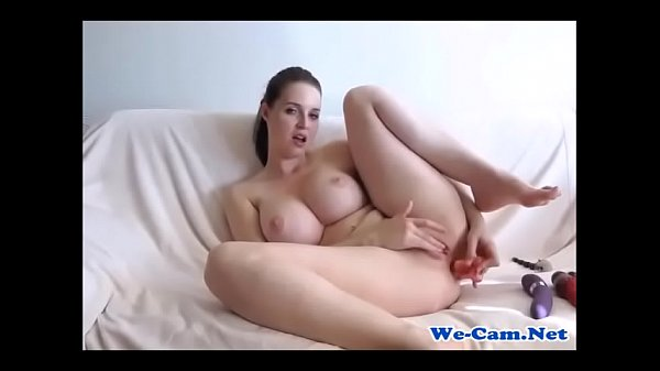 extreme anal stretching solo