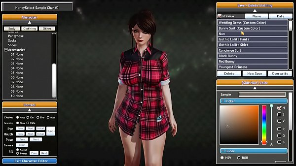 Character Creator Porn Games