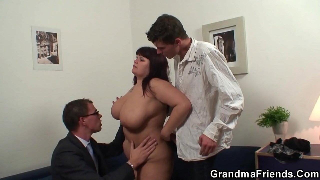 Hd Threesome Big Tits Milfs