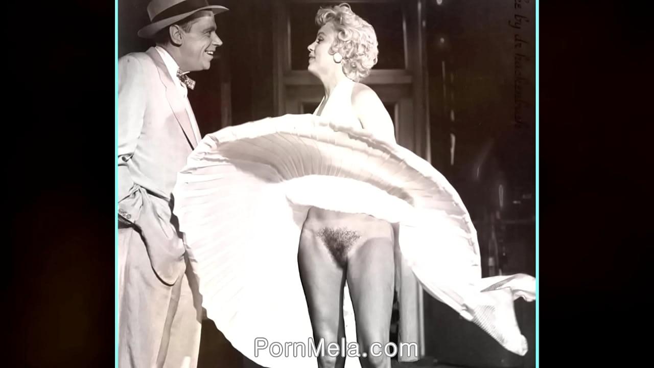 Vintage nude actresses
