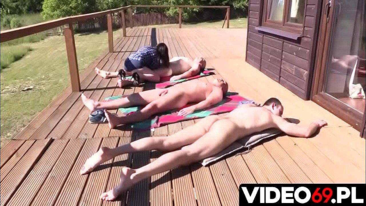 Polskie porno - Lato, słońce i seks