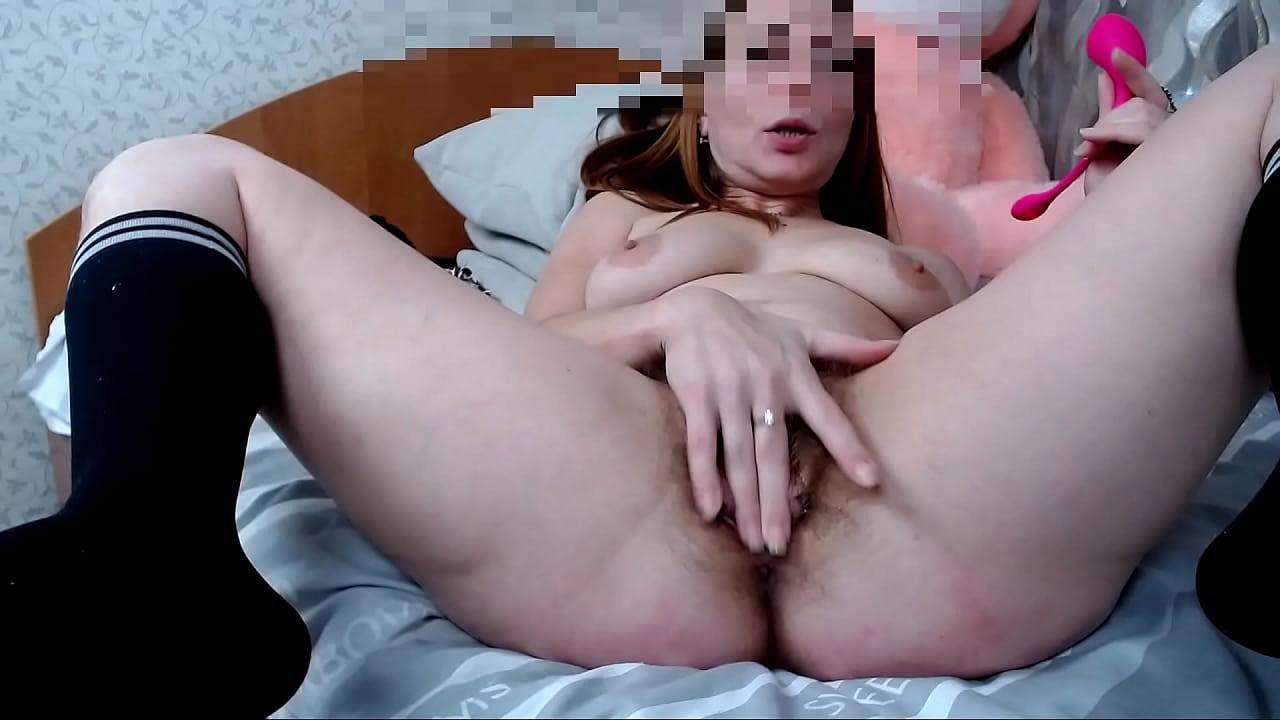 Hairy Pussy Babe Fucked