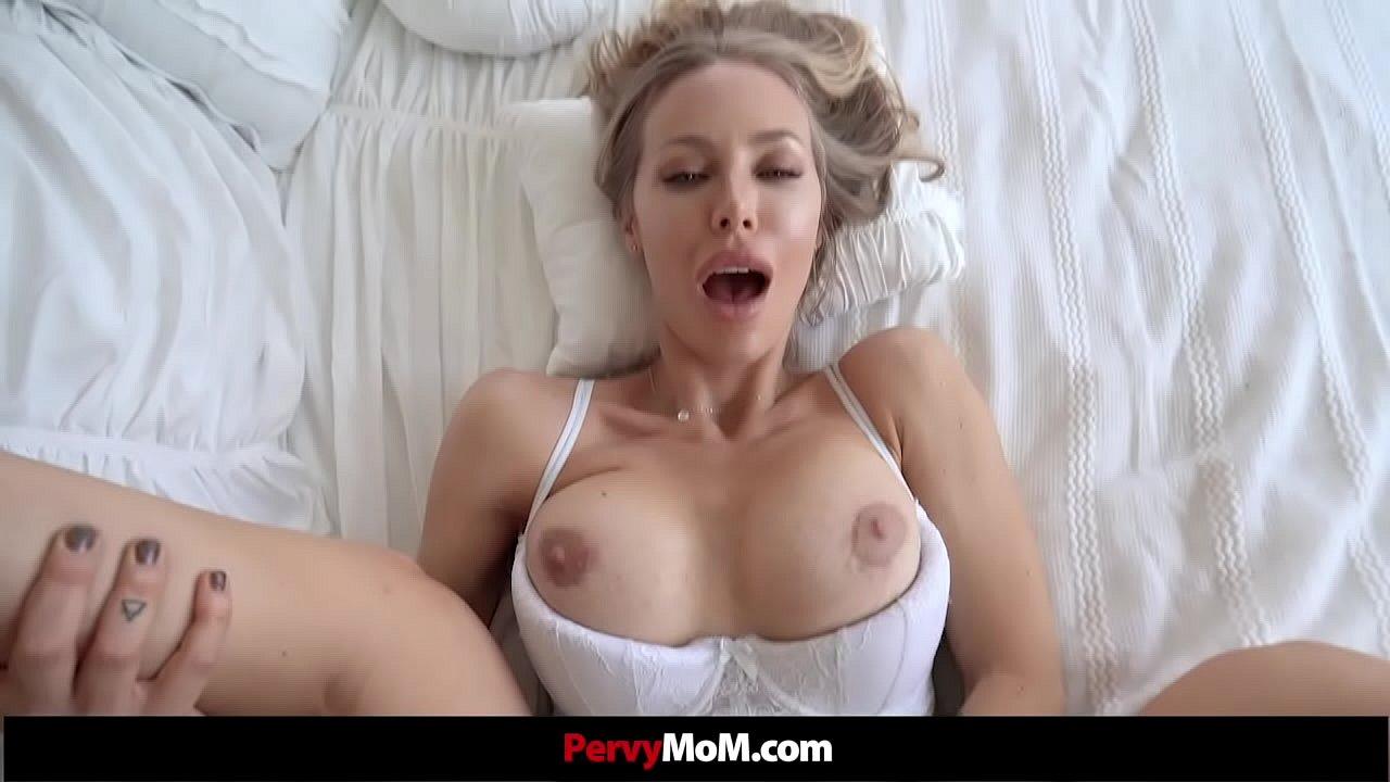Hot Blonde Fucks Her Neighbor