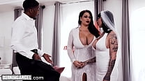 She Takes A Huge Dick Before Her Wedding
