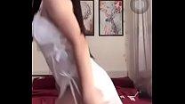 Pretty girls livestream showing off super hot g...