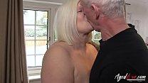 Hardcore sex featuring busty british mature